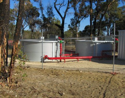 Wanneroo High School, Hydrant System Upgrade