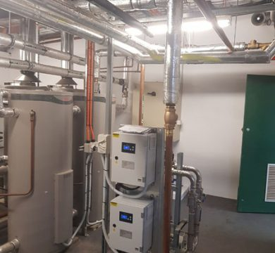 Kalamunda Hospital Hot Water System Replacement