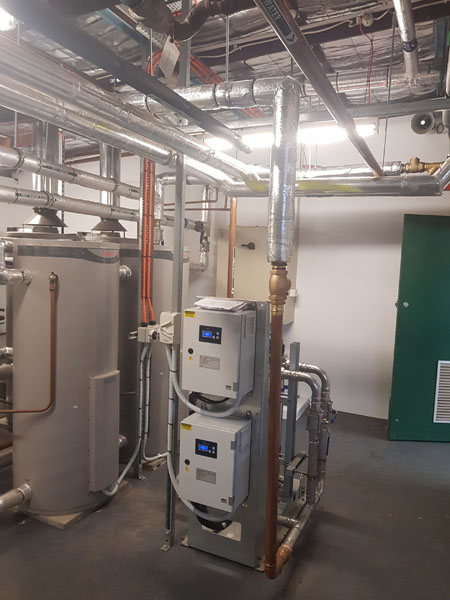 Kalamunda Hospital Hot Water System Replacement