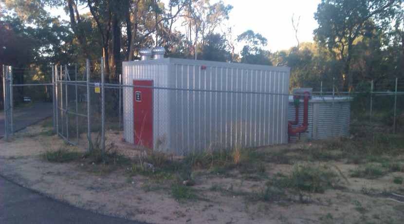 Wanneroo Fire System Upgrade
